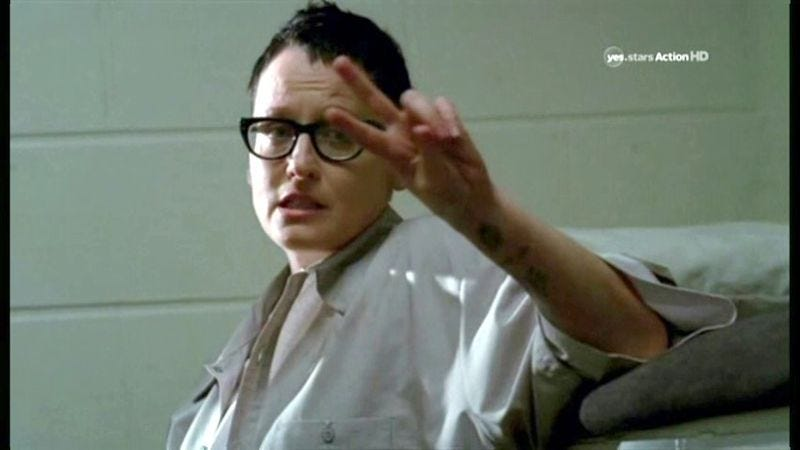 Illustration for article titled Lori Petty is joining the second season of Orange Is The New Black