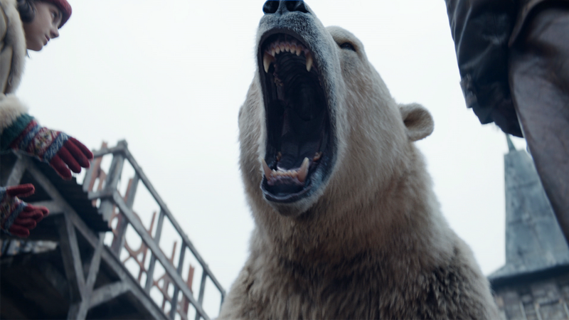 Illustration for article titled Get on your polar bear: HBO's His Dark Materials has a premiere date