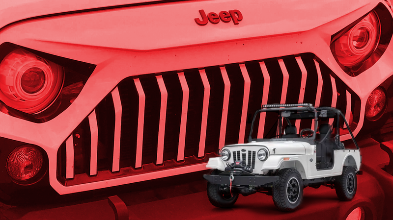Illustration for article titled Mahindra Fires Back At FCA And Media Reports About The Jeep And Roxor Legal Battles