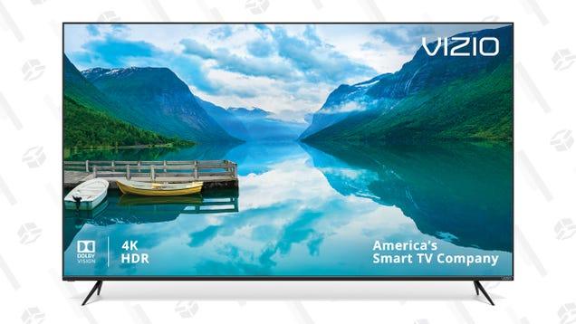 Vizio s Stunning 65  M-Series 4K TV Has Never Been Cheaper