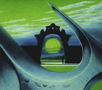 """Illustration for article titled Iain M. Banks' Unsung Culture Novel """"Inversions"""""""