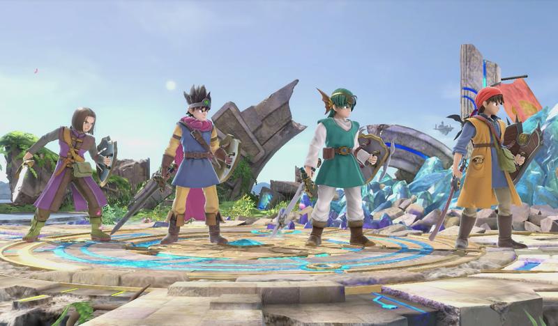 Illustration for article titled Ya puedes descargar el nuevo personaje de Super Smash Bros. Ultimate para Nintendo Switch