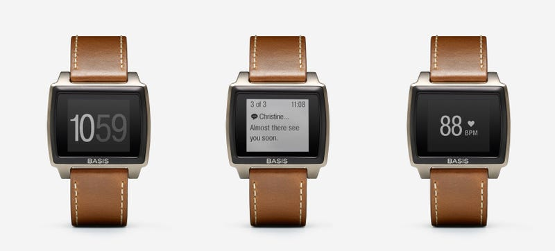Illustration for article titled One Of The Best Fitness Trackers Now Has a Sleek Titanium Case