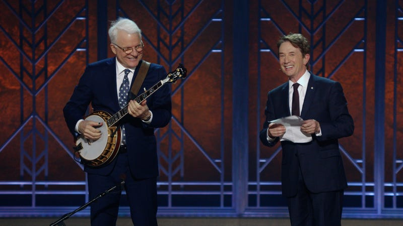 Illustration for article titled Steve Martin and Martin Short bring broad comedy and minimal banjo to Netflix