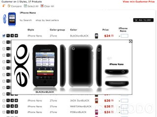 Illustration for article titled iPhone Nano Case Product Page, Product Pics Shown Off By XSKN