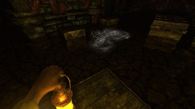 Screenshot: Amnesia: The Dark Descent