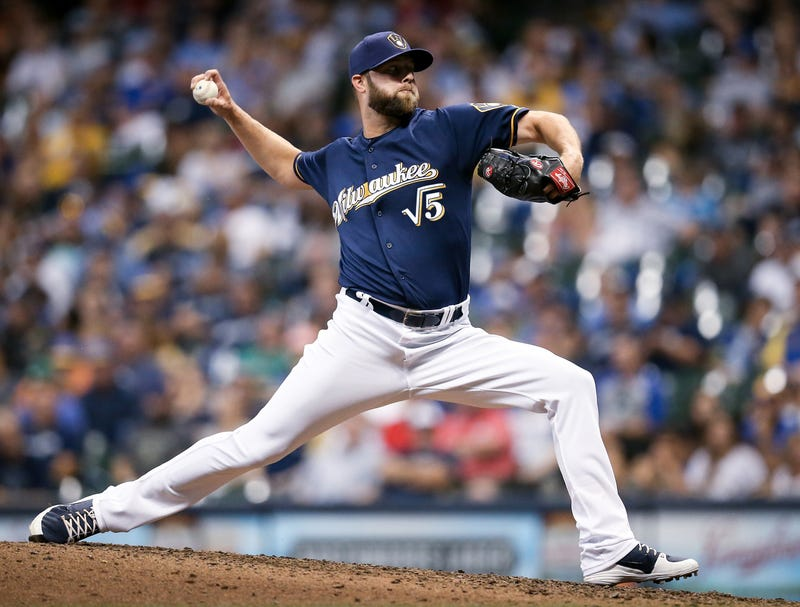 Illustration for article titled Jordan Lyles Becomes First Brewer To Wear Irrational Number