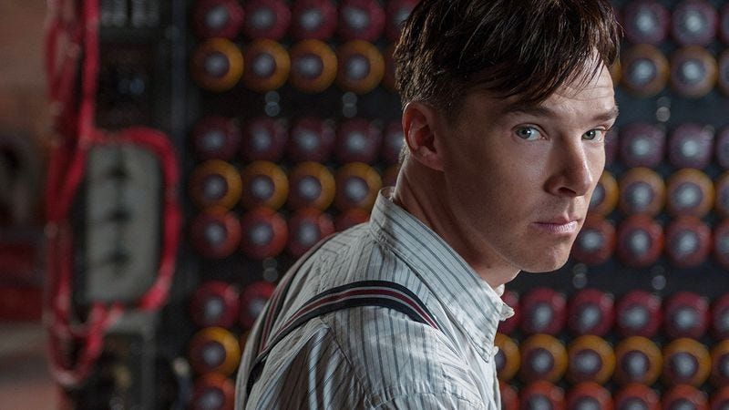 Illustration for article titled Chicago, watch Benedict Cumberbatch play The Imitation Game early and for free