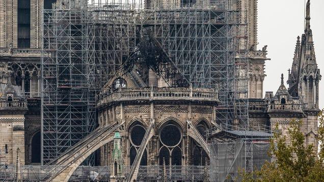 Paris Vows To Rebuild Notre Dame Despite Cosmic Absurdity Of Seeking Inherent Meaning In Fleeting Creations Of Man