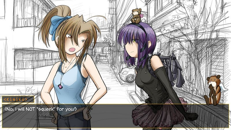 Illustration for article titled Popular Webcomic Megatokyo Is Getting Its Own Game