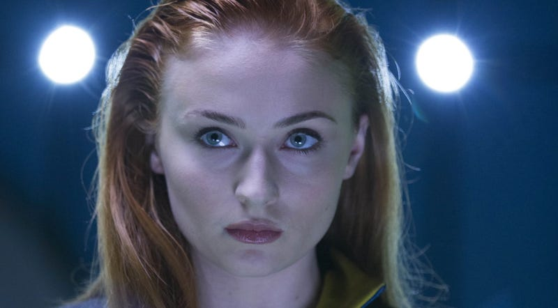Sophie Turner, who'd likely star in the upcoming X-Men film, if it happens of course. Image: Fox