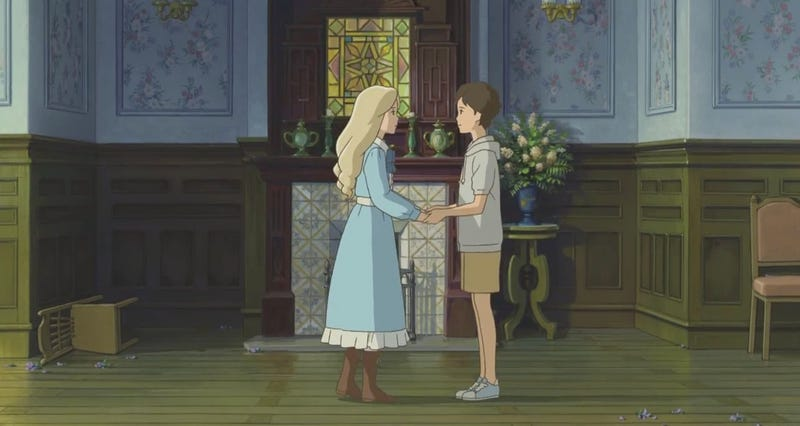 Illustration for article titled Ghibli´s When Marnie Was There will Premier in NYC