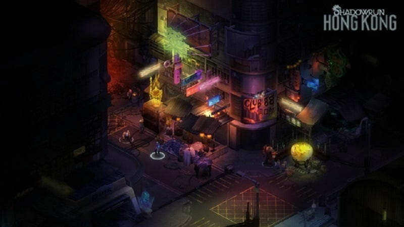 Illustration for article titled Let's Play Shadowrun: Hong Kong… on a Podcast