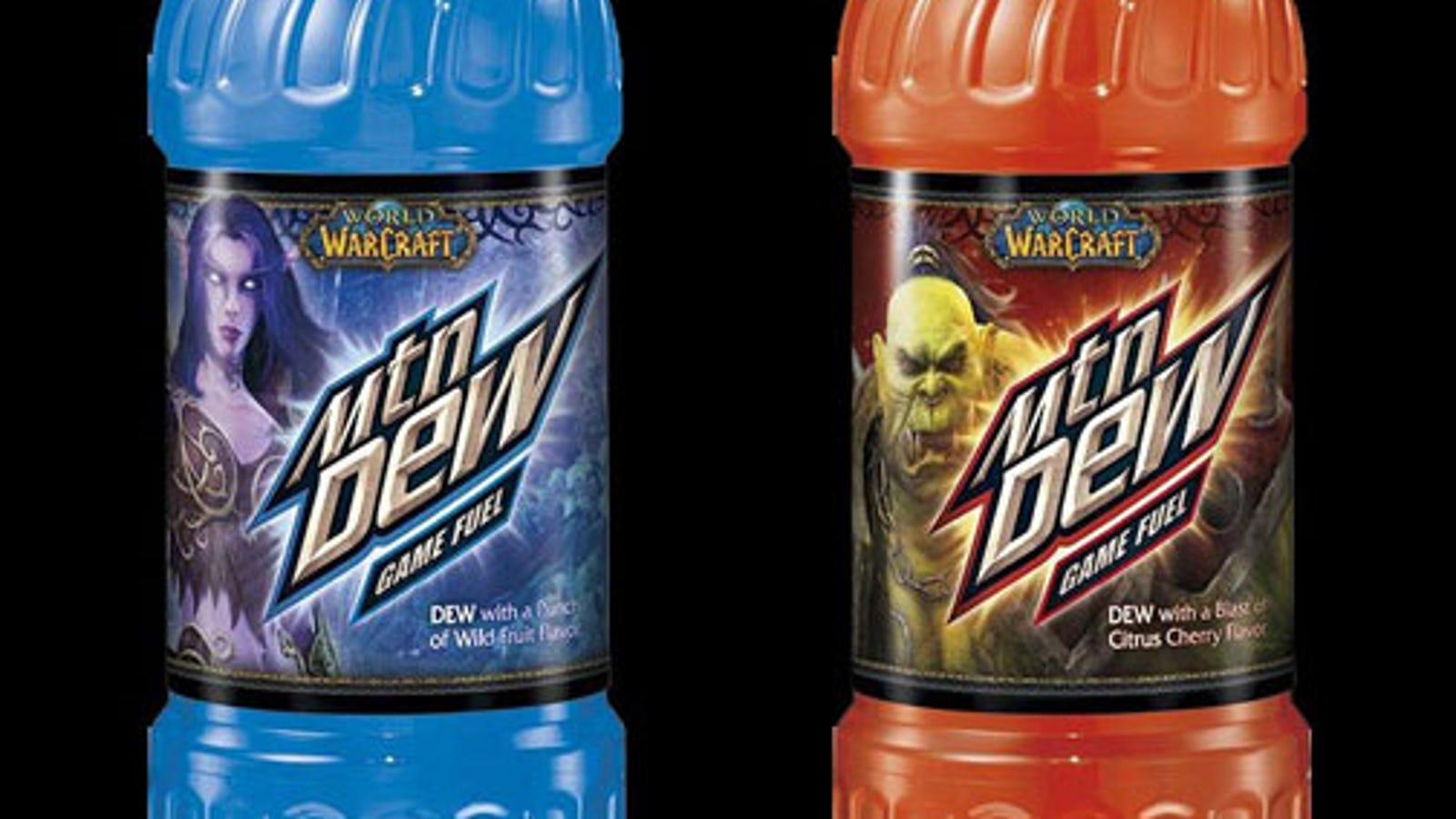 Mountain Dew Kofeiini