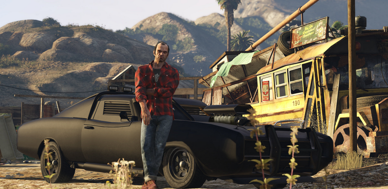 Illustration for article titled GTA V's Graphics Suddenly Got Worse (But A Fix Is Coming)