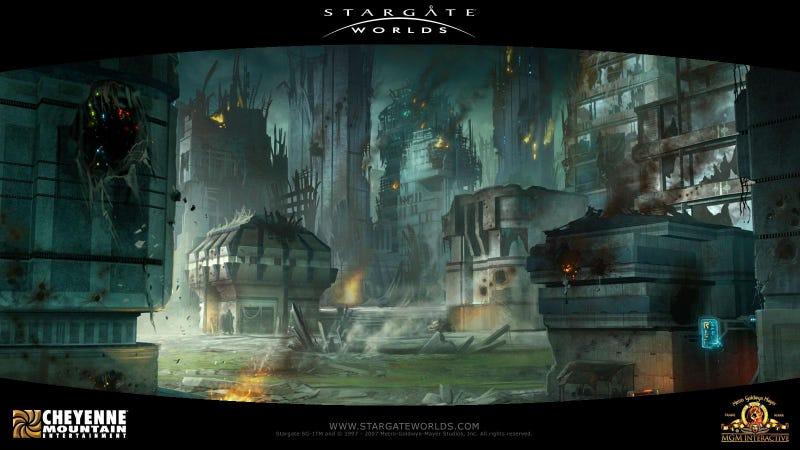 stargate worlds online game free