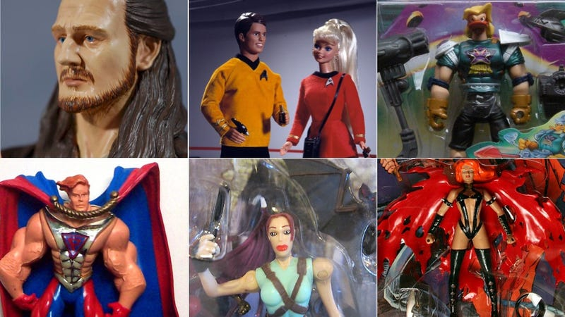 15 toys and action figures that have consistently gone down in value