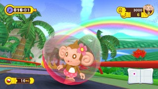 Illustration for article titled Super Monkey Ball Step And Roll Wii Impressions: Not Popsicles