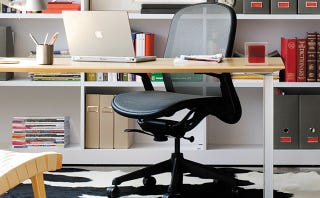 The Herman Miller Aeron Chair Is One Of The Most Popular Desk Chairs Out  There, But At Around $850 $900 Itu0027s Not Cheap. The Chadwick Is A Chair  Designed By ...