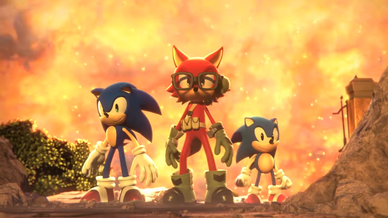 Sonic Forces' Character Creator Will Bring Your Fan-Fic To Life