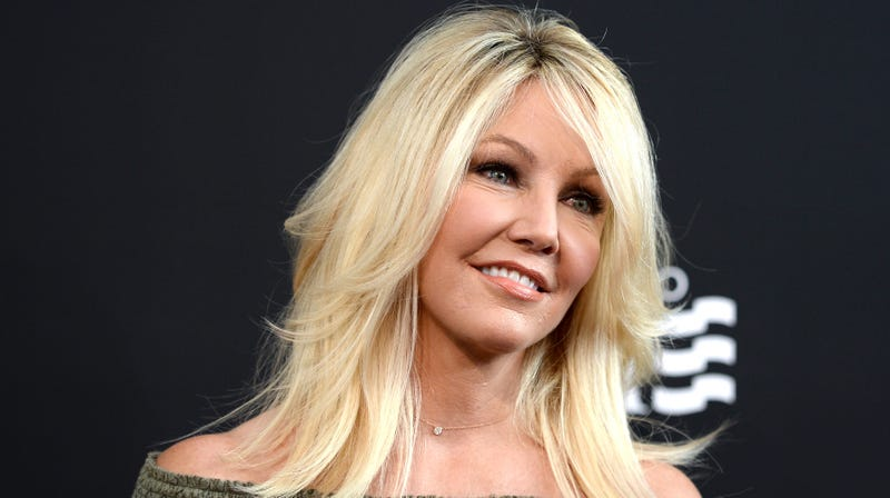 Illustration for article titled Heather Locklear Hospitalized for Possible Overdose Hours After Release From Jail