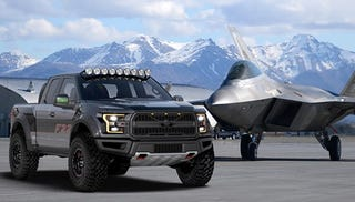 Illustration for article titled 545HP 'Supercharged' Raptor to Be Auctioned Off at EAA AirVenture