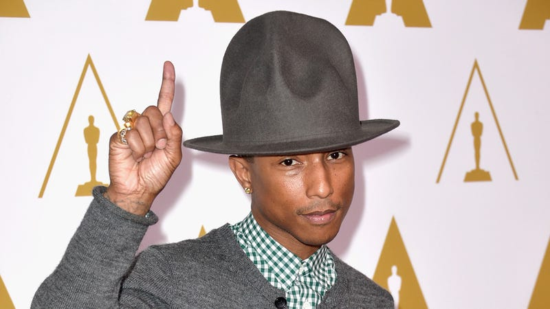 Illustration for article titled Pharrell Has a Lot of Thoughts on 'Blurred Lines' and They're All Dumb