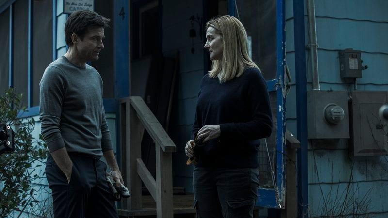 Jason Bateman, Laura Linney (Photo: Jackson Davis/Netflix)