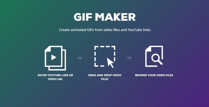 Esta es la forma más rápida y sencilla de hacer GIFs desde la web
