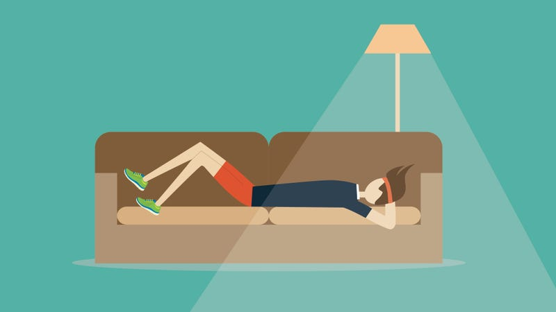 "Illustration for article titled Take Advantage of ""Active Rest"" for Faster Workout Recovery"