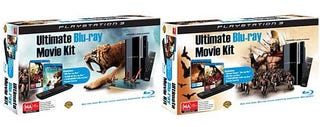 """Illustration for article titled The PS3 """"Ultimate Blu-Ray Movie Kit"""""""