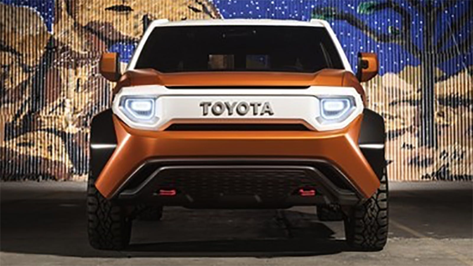 2018 Toyota FT-4X: Is It FJ Cruiser's Succesor Or Not >> The Toyota Ft 4x Is Exactly What You Were Afraid Of