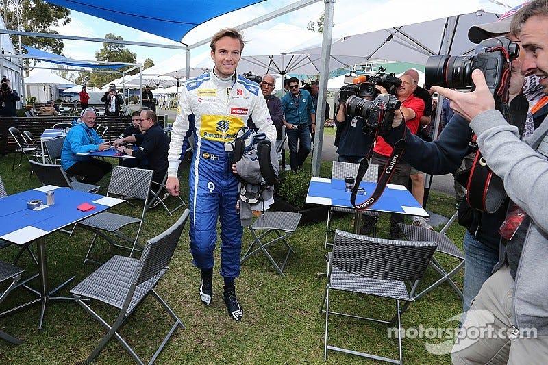Illustration for article titled Giedo van der Garde will not race in F1 for 2015