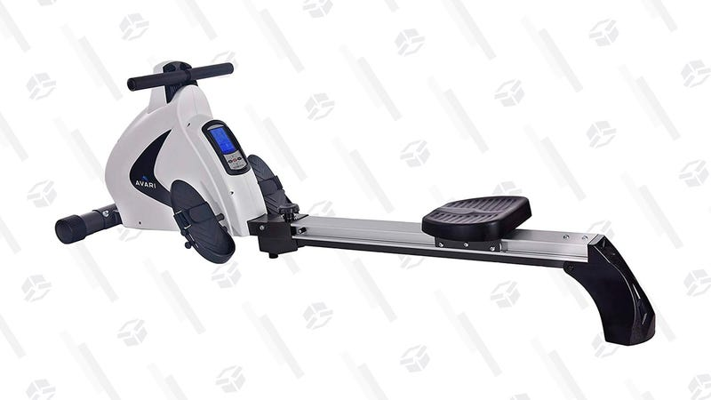 Stamina Avari Programmable Magnetic Rower | $499 | Amazon