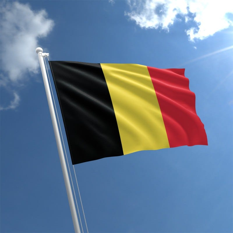 Illustration for article titled Belgium may be about to become my favorite country