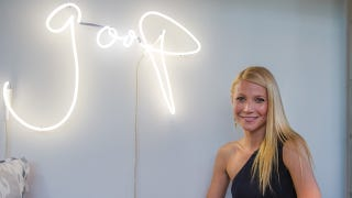 Illustration for article titled Living Saint Gwyneth Paltrow Vows to Eat Like She's Not Rich for a Week