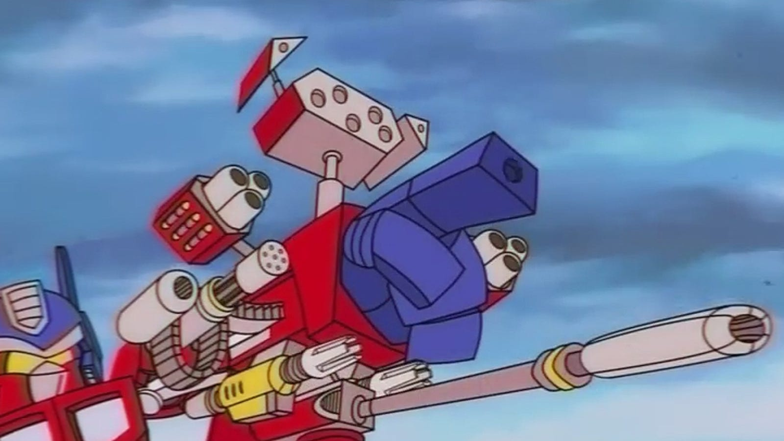 El tráiler de Angry Birds Transformers te hará volver a los años 80