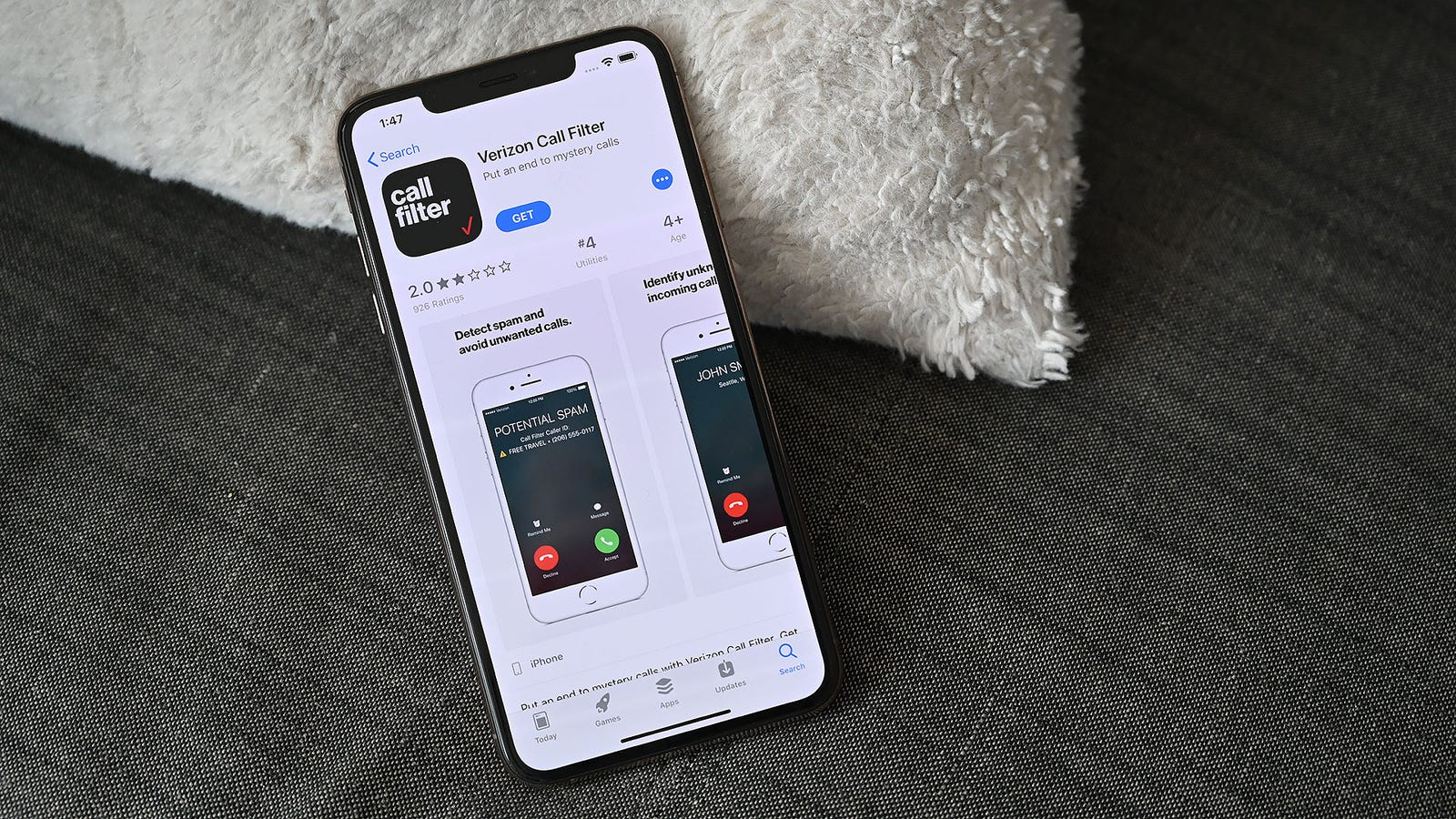 Verizon's Spam-Blocking Call Filter Is Now Free