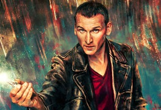Illustration for article titled What You Need To Know About The Ninth Doctor's Doctor Who Comic Debut