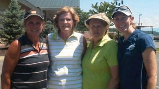 Illustration for article titled Pat Summitt Hit A Hole-In-One Yesterday