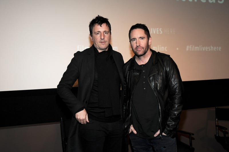Illustration for article titled Trent Reznor and Atticus Ross recorded a cover of the Halloween theme