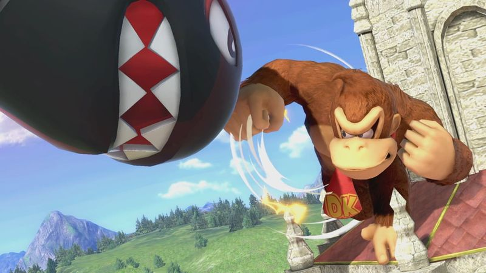 Smash Players Are Begging Nintendo To Fix Donkey Kong's Giant Punch