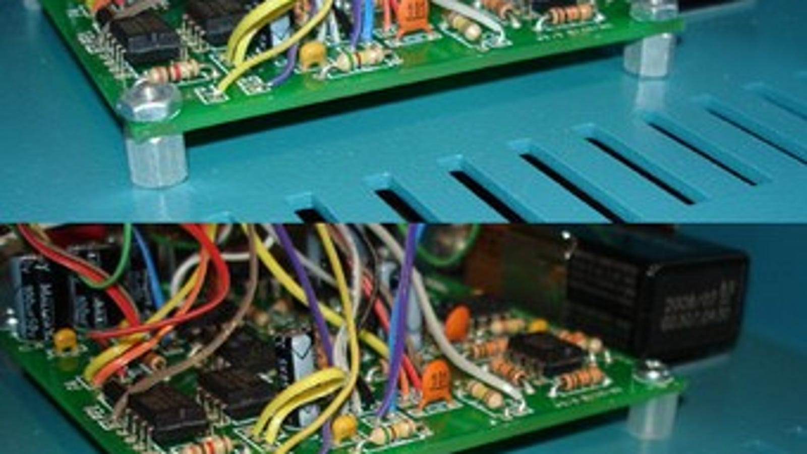 Create Circuit Board Standoffs from Inexpensive Nylon Tubing