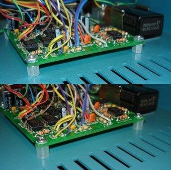 create circuit board standoffs from inexpensive nylon tubing rh lifehacker com