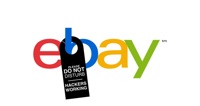Illustration for article titled College Student Discovers a Second Ebay Security Flaw
