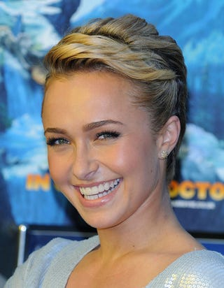Illustration for article titled Hayden Panettiere Not Allowed To Meet Amanda Knox