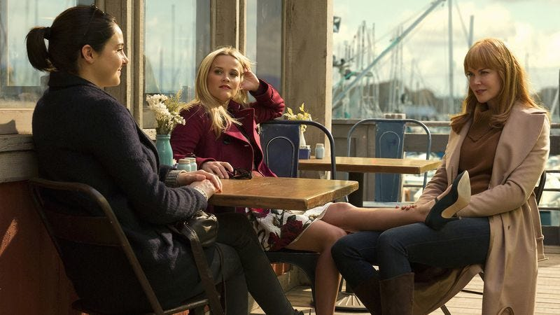 Big Little Lies (Photo: Hilary Bronwyn Gayle/HBO)