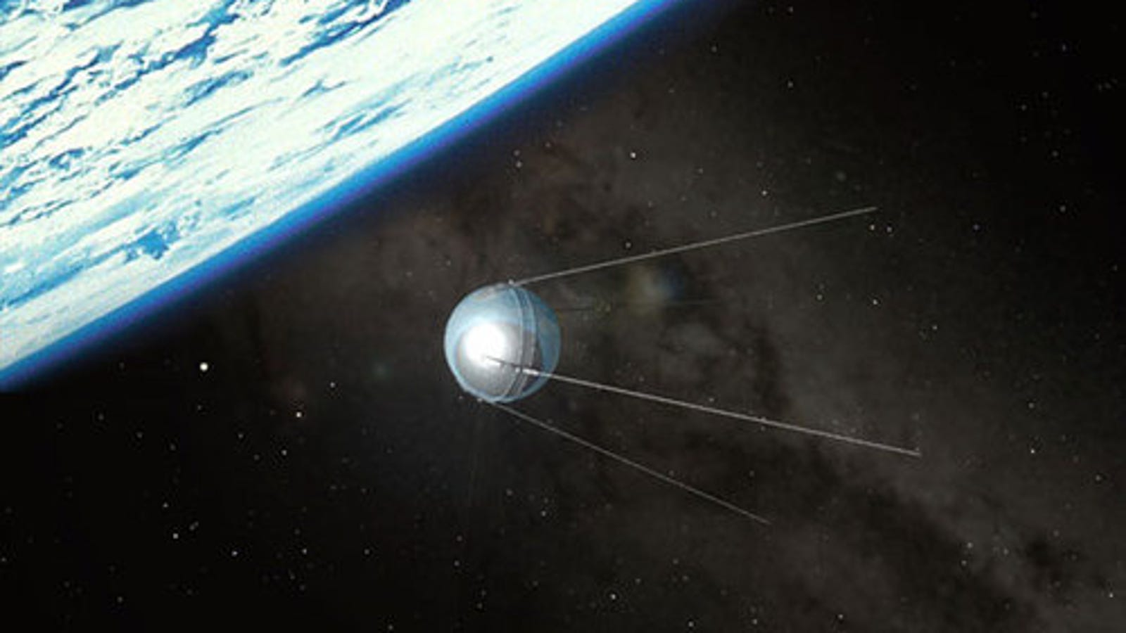 Sputnik spacecraft essay