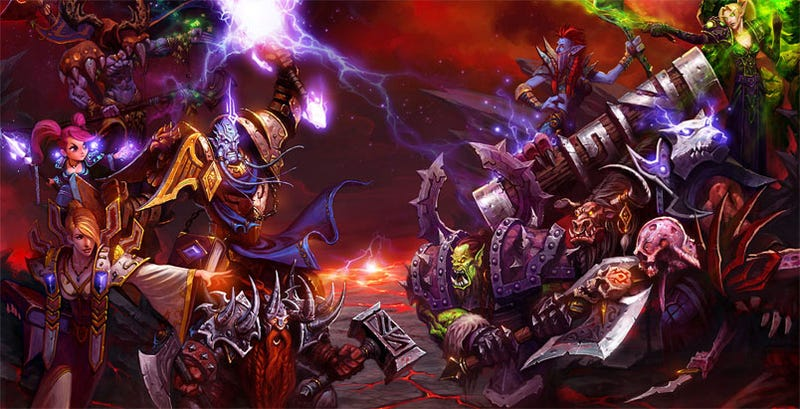 Illustration for article titled Worlds.com Targets World of Warcraft, Second Life For Patent Suit