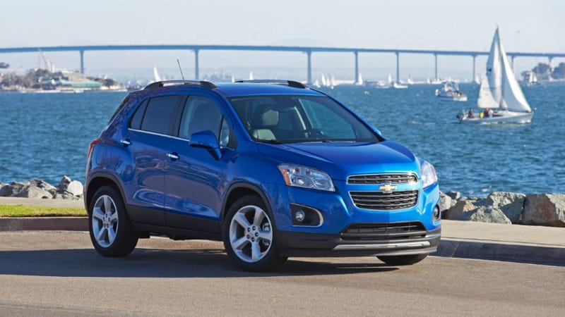 Illustration for article titled Chevrolet Trax: Jalopnik's Buyer's Guide